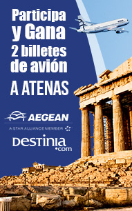Sorteo Agean Airlines y Destinia